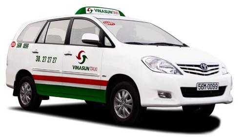 Vinasun Taxi 7 seater