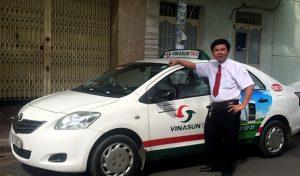 Vinsun 4 seater taxi