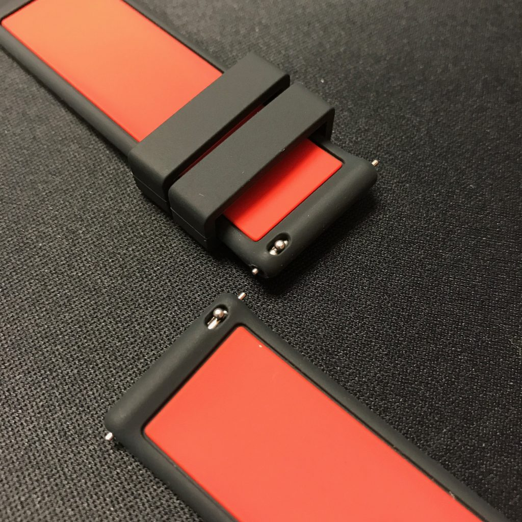 Pebble 2 straps